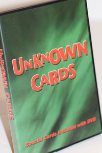 Unknown Cards (DVD + Special Cards)