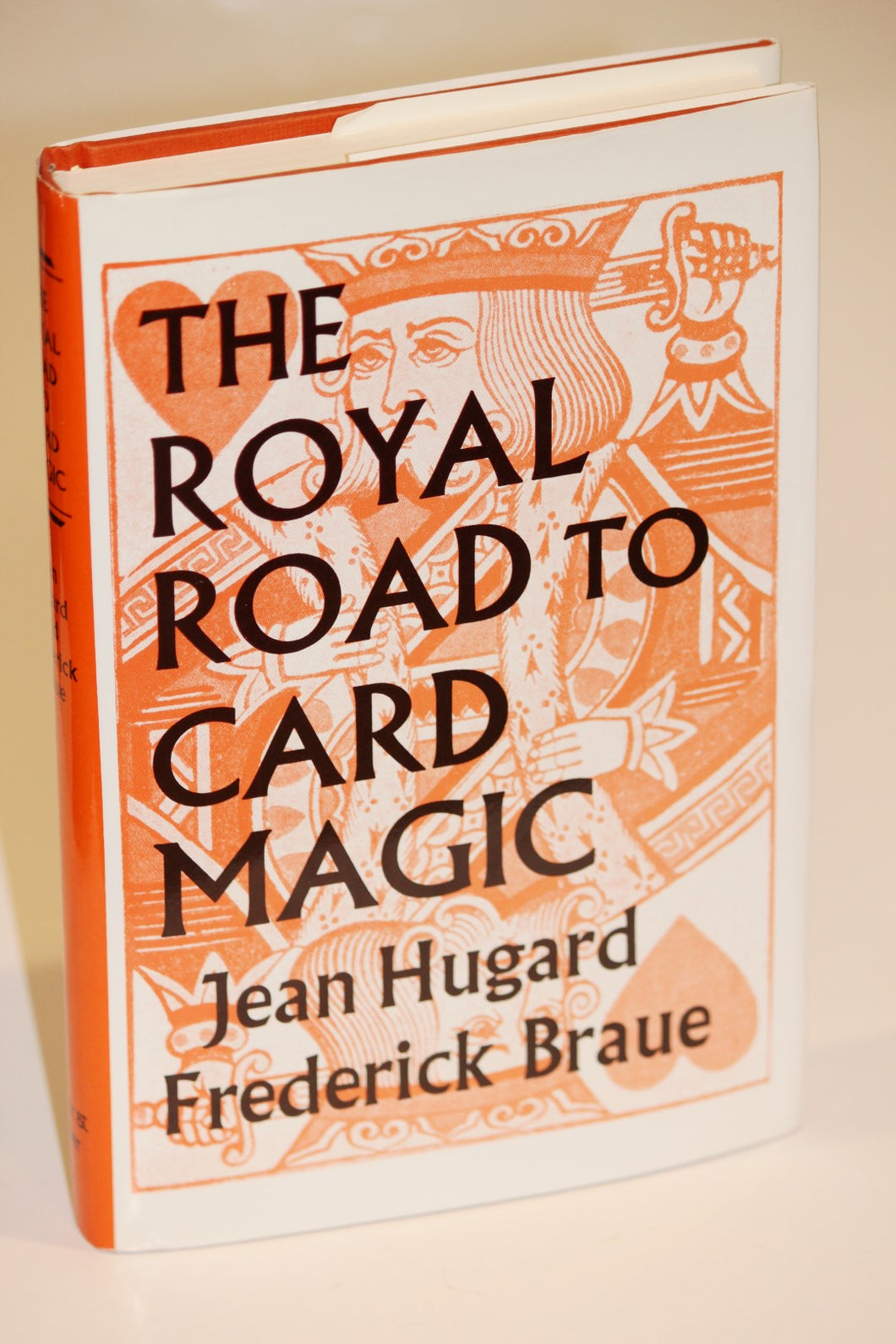 The Royal Road To Card Magic  -  Hugard/Braue