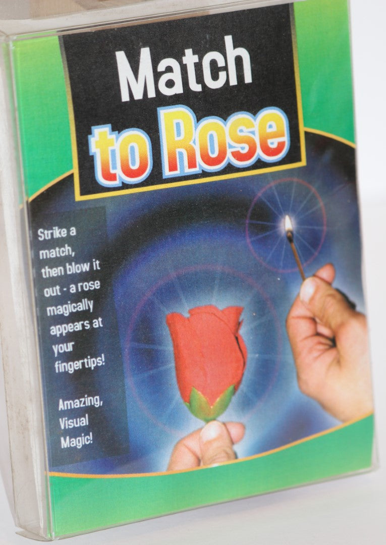 Match To Rose