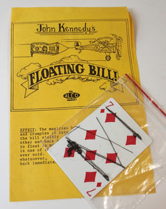 John Kennedy's Floating Bill  -  Alco (Al Cohen)
