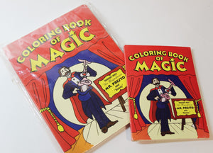 Two Magic Coloring Books
