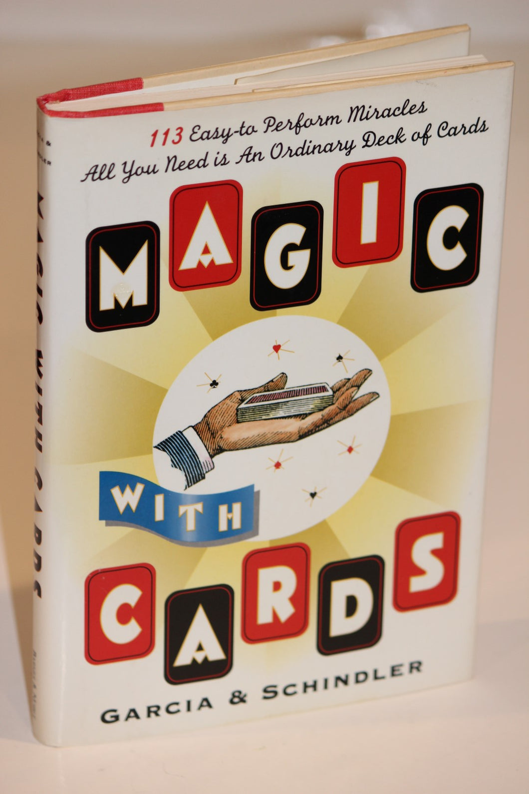 Magic with Cards  -  Garcia & Schindler