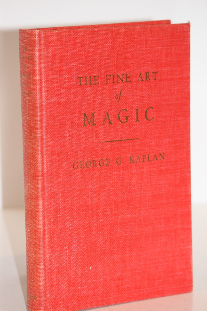 The Fine Art of Magic  -  Kaplan