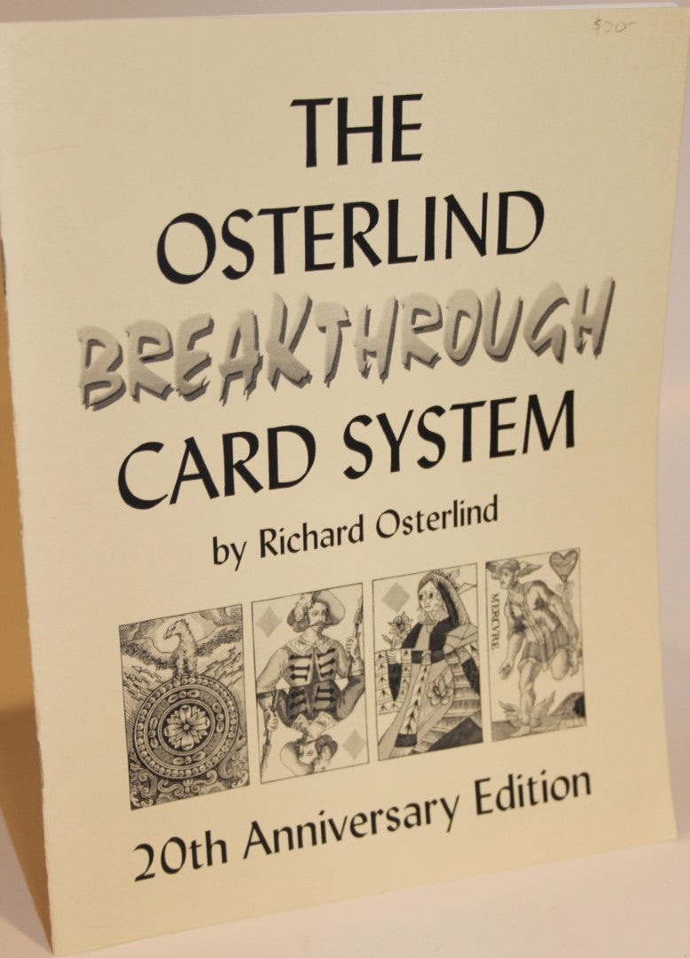 The Osterlind Breakthrough Card System  - Richard Osterlind