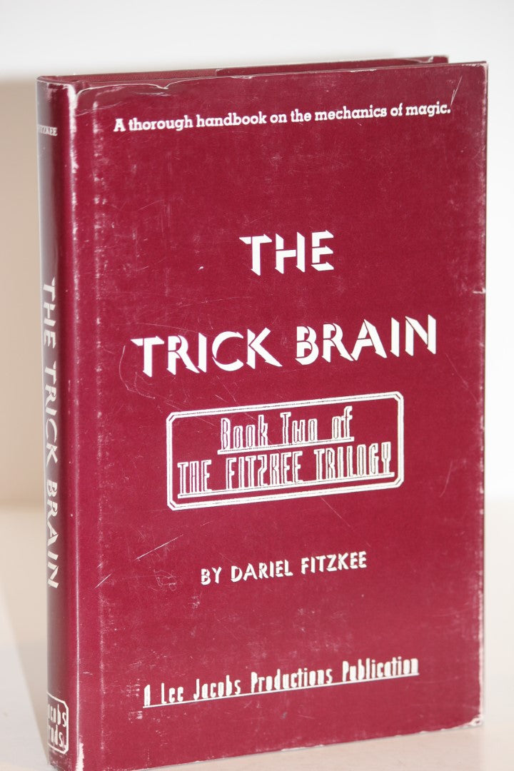 The Trick Brain  -  Dariel Fitzkee