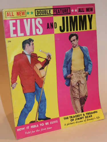 Elvis & Jimmy Magazine