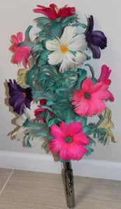 Floral Display For Vanishing Bouquet Table