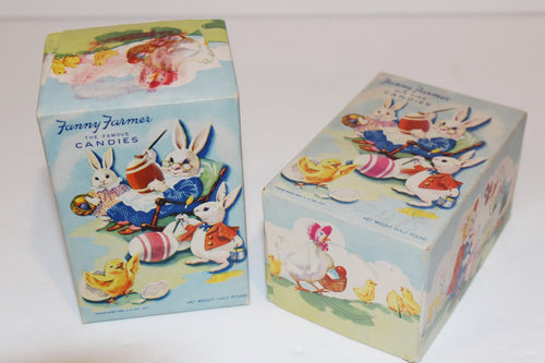 Funny Farmer Old Time Candies Boxes