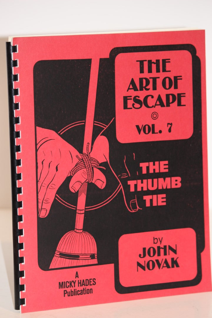 The Art of Escape Vol. 7  -  John Novak