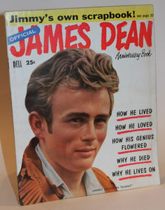 Official James Dean Anniversary Book