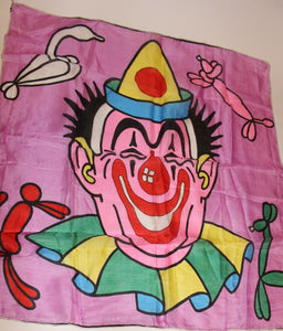 "19"" Clown Silk (B)"