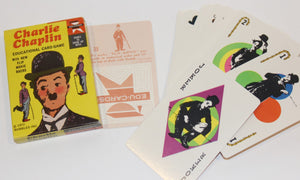 Charlie Chaplin Educational Card Game