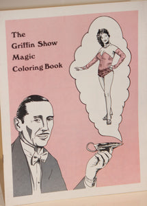 The Griffin Show Magic Coloring Book  -  Ken Griffin