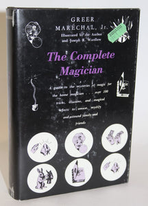 The Compete Magician  -  Greer Marechal, Jr.