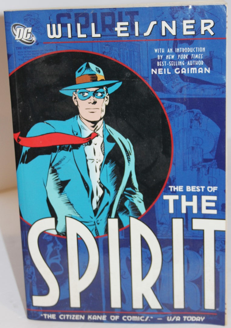 The Best of the Spirit Paperback  -  DC/Will Eisner