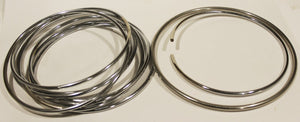"Steel Chrome Plated 8"" Linking Rings & More   I"