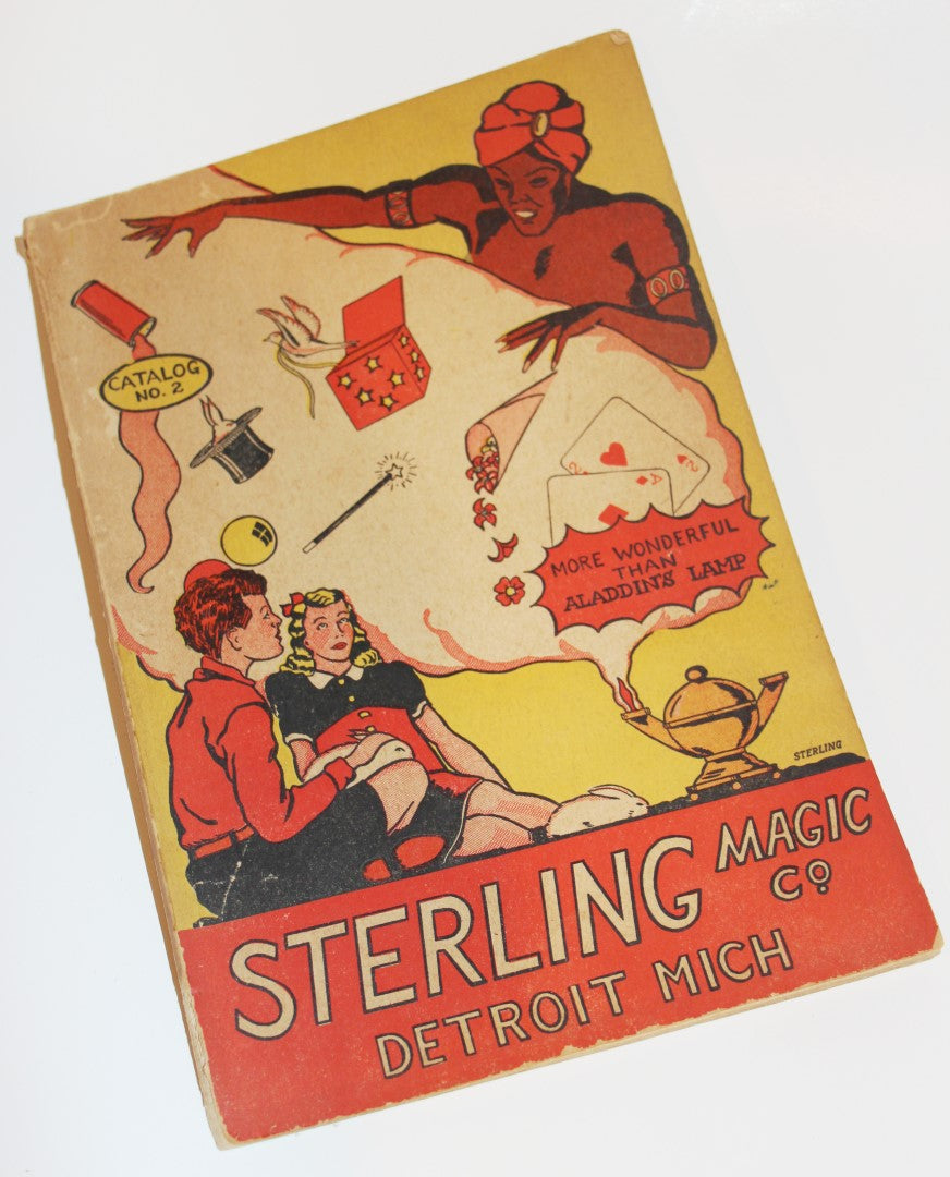 Sterling Magic Co. Catalog No.2