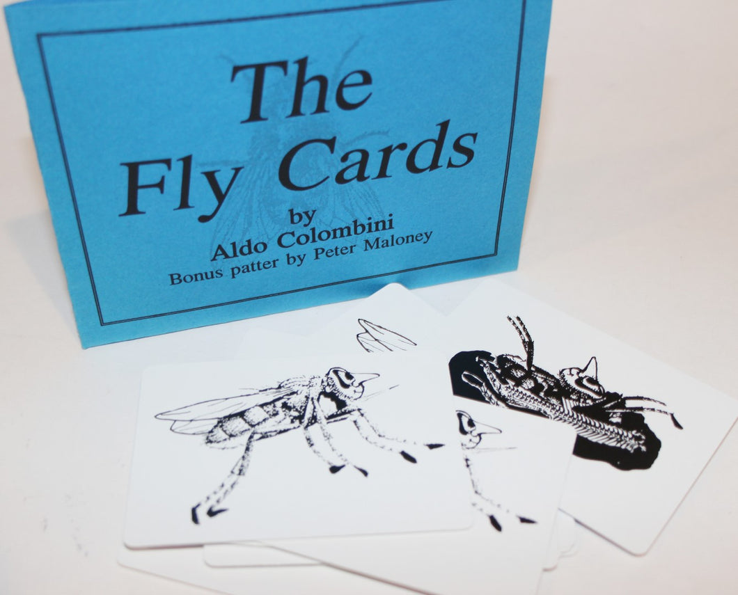 The Fly Cards  -  Aldo Colombini