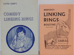 David Ginn's Comedy Linking Rings & Burtini's Linking Rings Routine