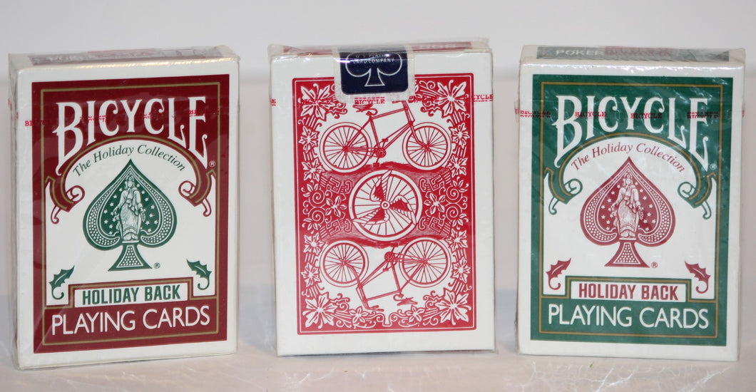 Special Bicycle Poker Decks