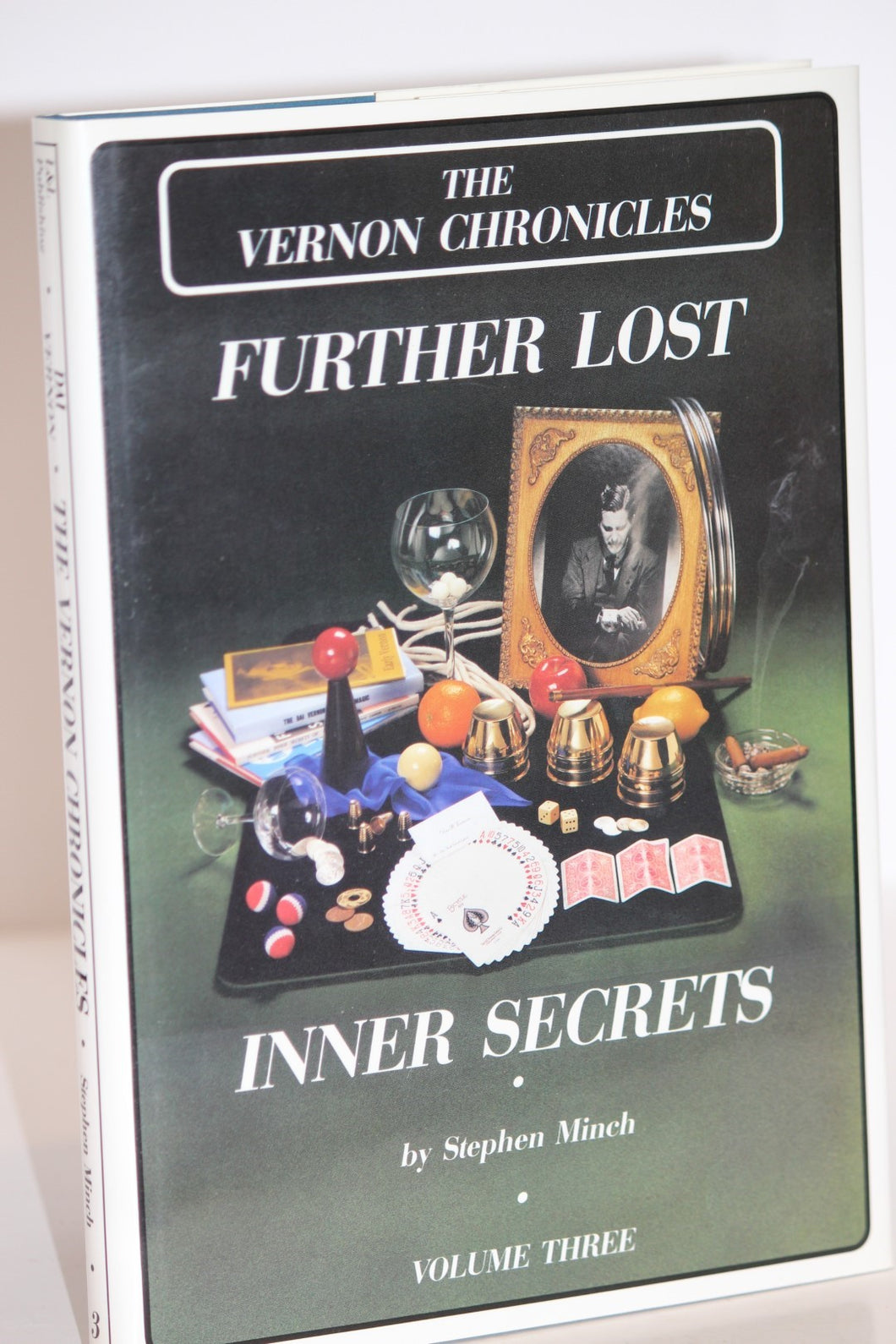 The Vernon Chronicles, Further Lost Inner Secrets Vol. 3  -  Minch