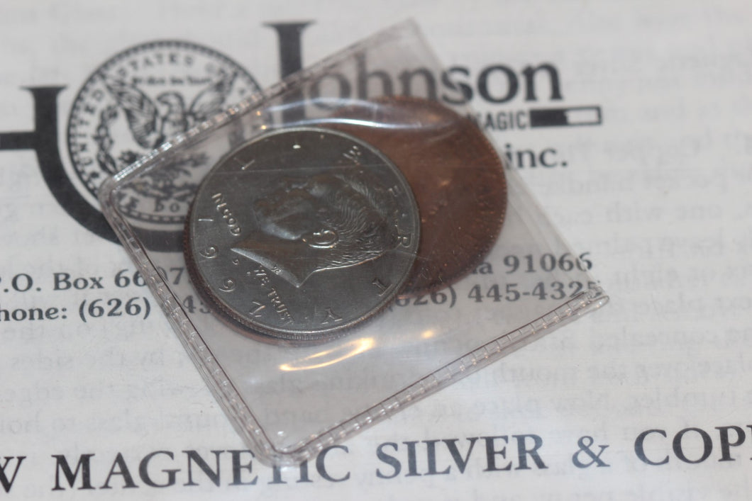 The New Magnetic Silver & Copper  -  Johnson Products