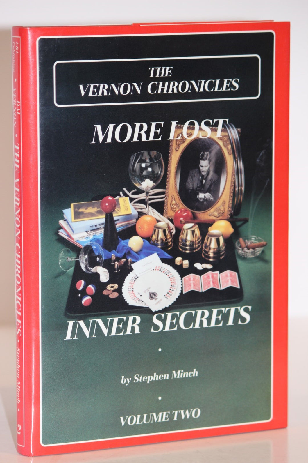 The Vernon Chronicles, More Lost Inner Secrets Vol.2  -  Minch