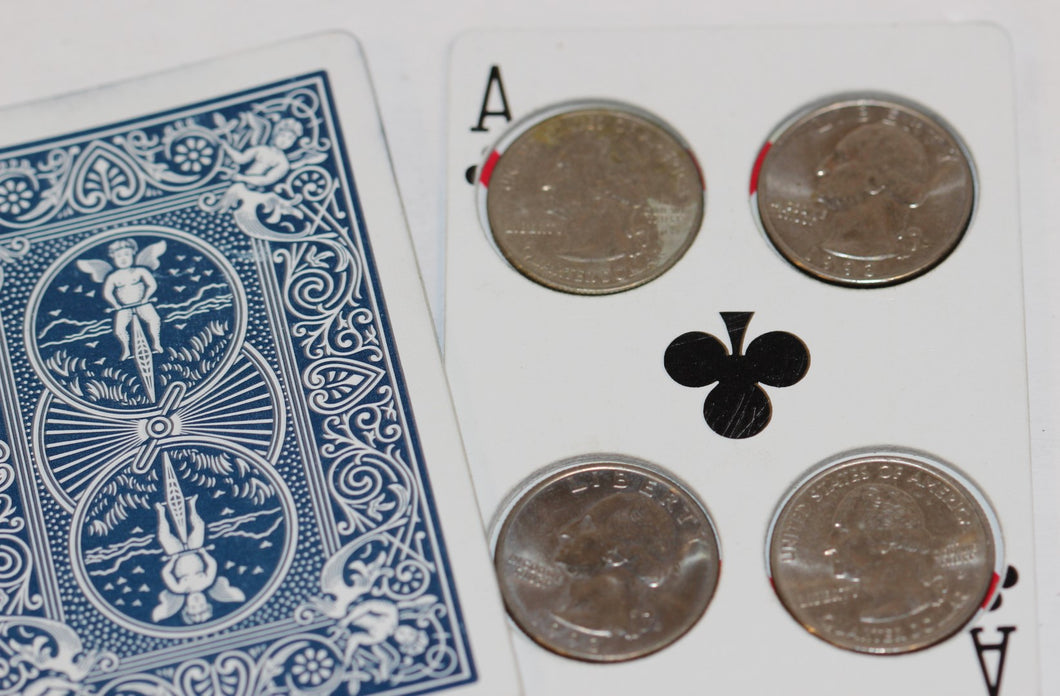 Special Card Coin Production
