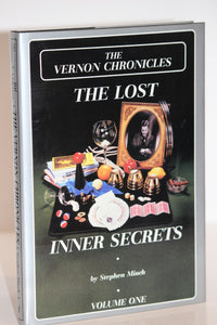 The Vernon Chronicles, The Lost Inner Secrets  Vol. 1  -  Minch
