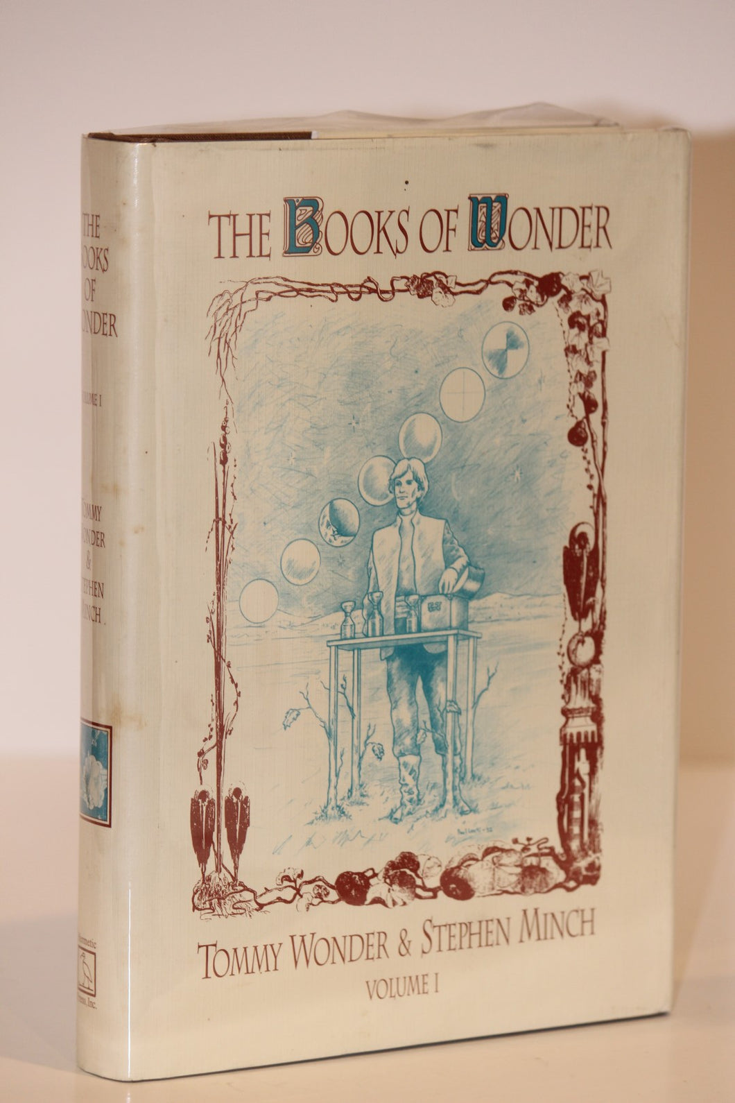 The Books of Wonder  Vol. 1 & 2  -  Tommy wonder & Stephen Minch