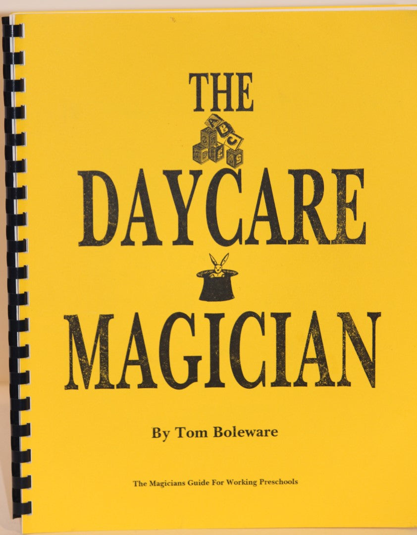 The Daycare Magician  -  Tom Boleware