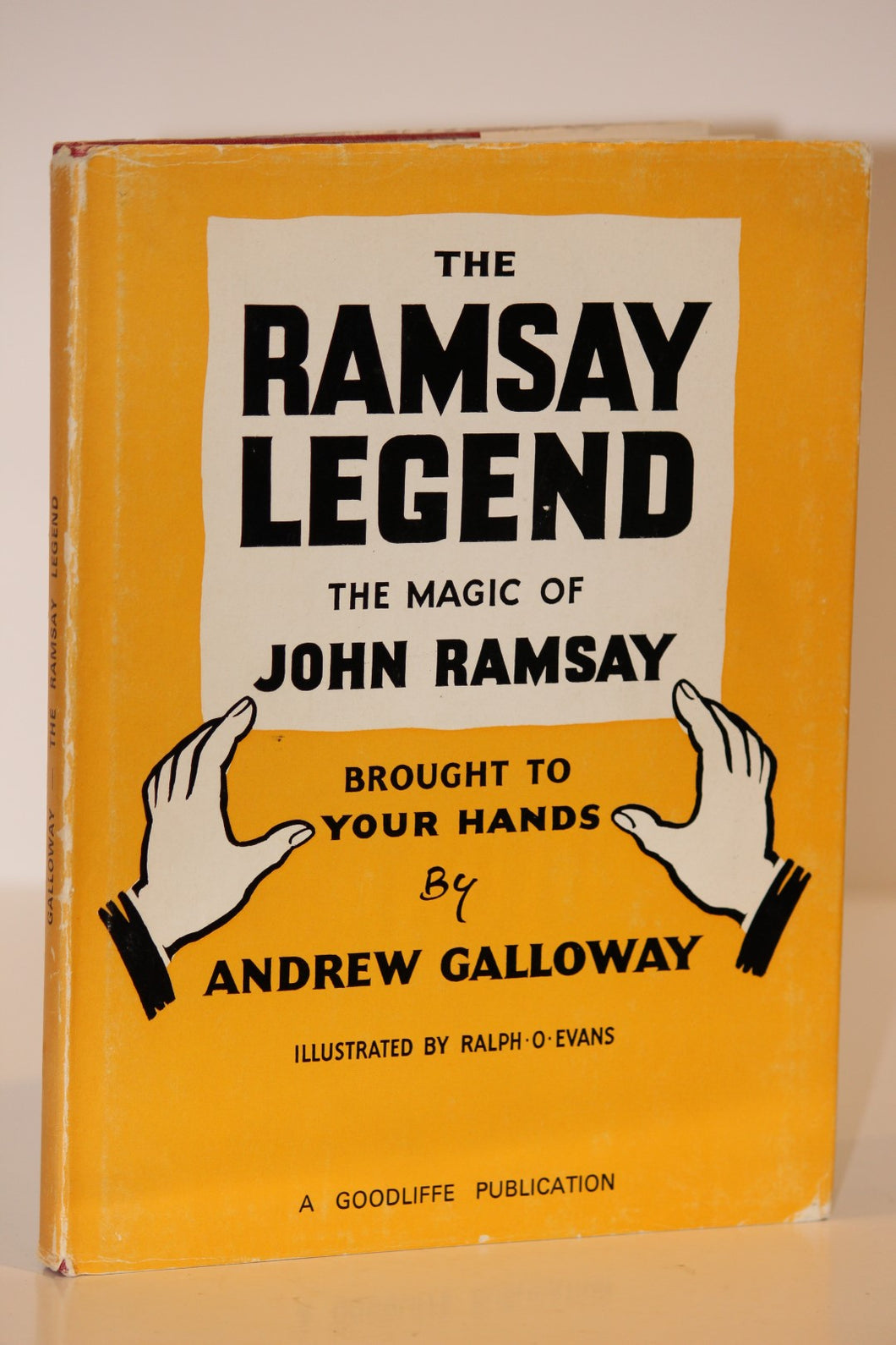 The Ramsay Legend: The Magic of John Ramsay  -  Goodliffe