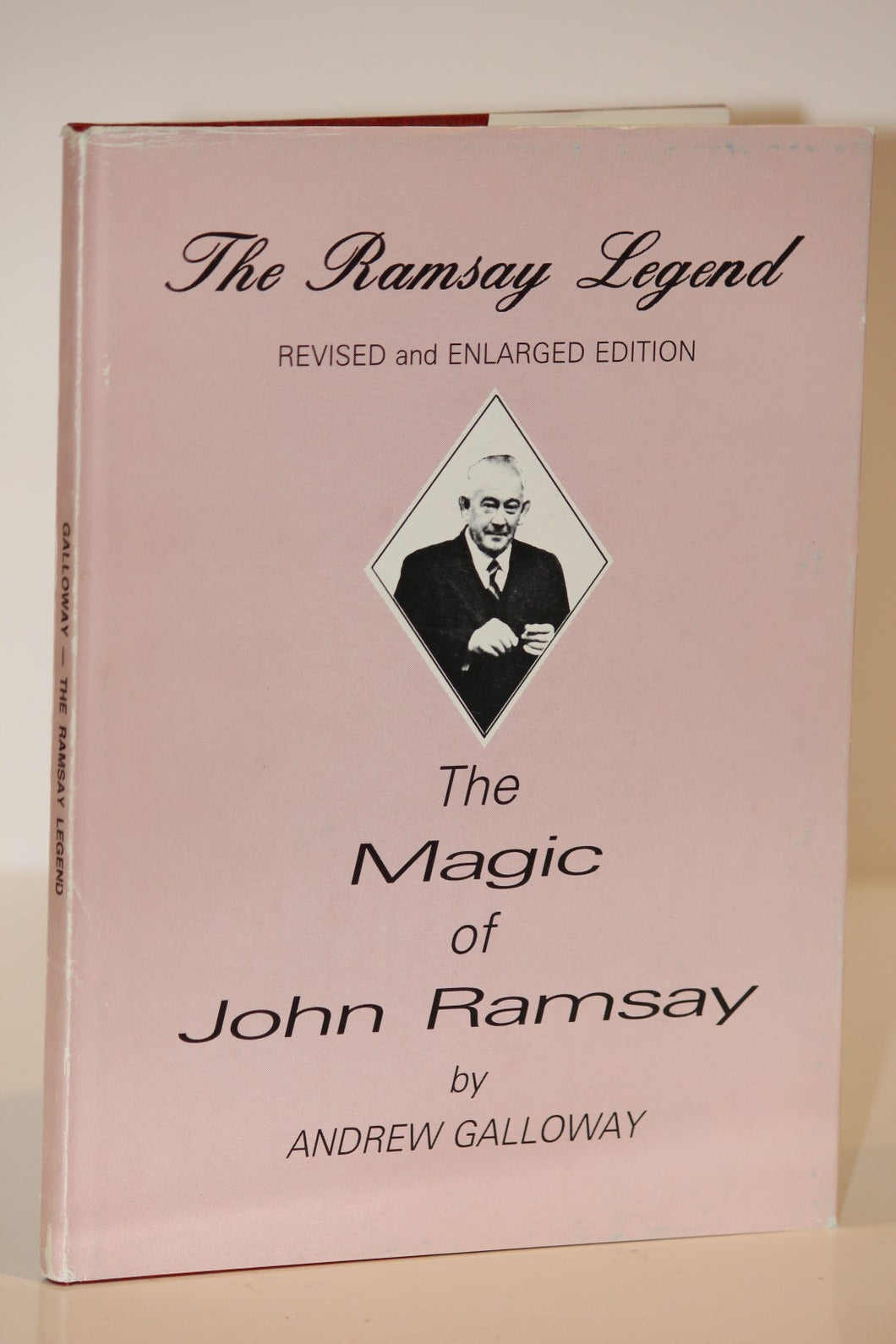 The Ramsay Legend:  The Magic of John Ramsay  -  Andrew Galloway