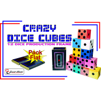 Crazy Dice Cubes (12 Dice Production Frame)  -  Chhajer, Sumit