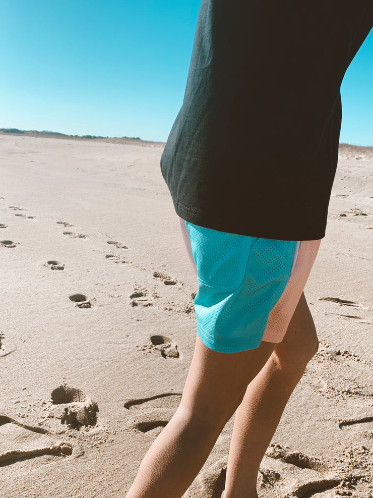COASTAL MESH CHILL SHORTS