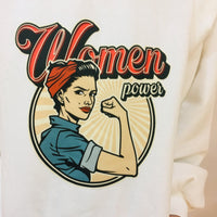 SUDADERA WOMEN POWER