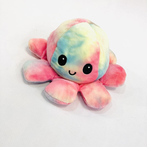 PULPO REVERSIBLE PELUCHE