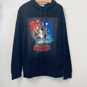 SUDADERA  STRANGERS THINGS  ONCE SERIES RETRO 80 ELEVEN Will 001