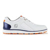 Zapato FootJoy PRO/SL White / Navy/Orange