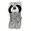 HeadCover Daphne Wildlife- Raccoon