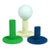 Accesorio de Practica JEF World of Golf Rubber Tees 3pack