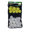 Pelota JEF World of Golf 36 Practice Golf Balls w/ Mesh Storage Bag