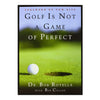 Libro BookLegger Golf is not a Game of Perfection