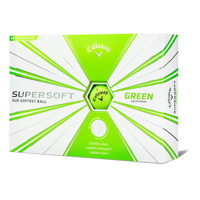 Pelota Callaway Supersoft