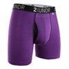 Ropa Interior Deportiva 2 UNDR Swing Shift 6 inch. Liso