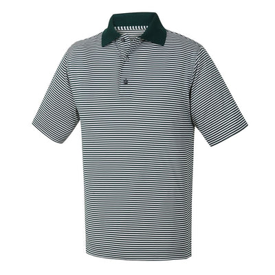 Playera FootJoy ProDry Performance Lisle Stripe Hombre
