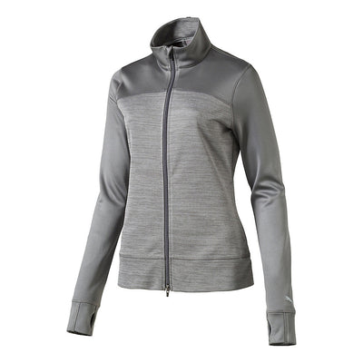 Pullover Puma Colorblock Full Zip Jacket Mujer
