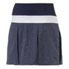 Skort Puma PWRSHAPE Pleated Skirt Mujer