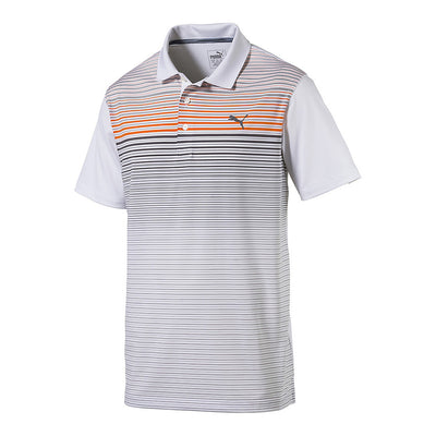 Polo Puma Highlight Stripe Hombre