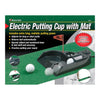 Tapete JEF World of Golf Electric Putting Partner w/ 9in green